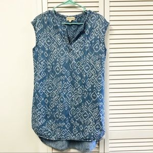 Cloth & Stone | Blue Dress Tunic